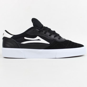 Lakai Cambridge Shoe Black/White Suede