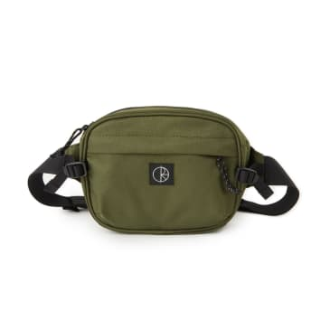 Polar Skate Co Cordura Hip Bag - Army Green