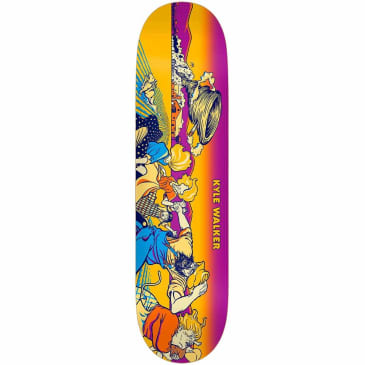 Real Kyle Twister Deck (8.38)