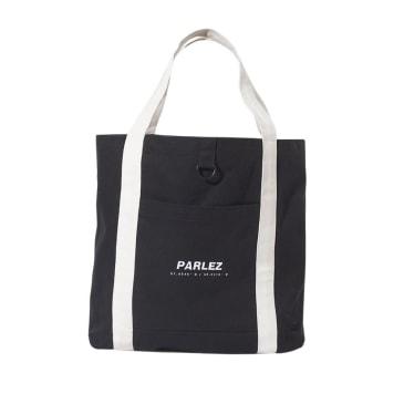 Parlez Cutter Tote Bag - Black