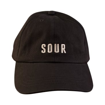 Sour Army Cap - Black