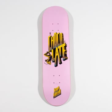 Chocolate Anderson Body Rock Deck - 8.125""