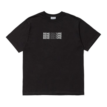 Bene Culture Cult T-Shirt (Black)