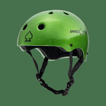 Pro-Tec Classic Certified Helmet Candy Green Flake