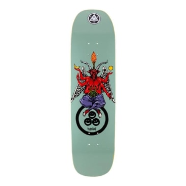 Welcome Skateboards- Ryan Lay Bapholit on Stonecipher 8.6