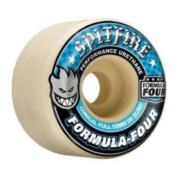 "SPITFIRE-""FORMUAL 4 FULL CONICAL WHEELS""(56MM)"