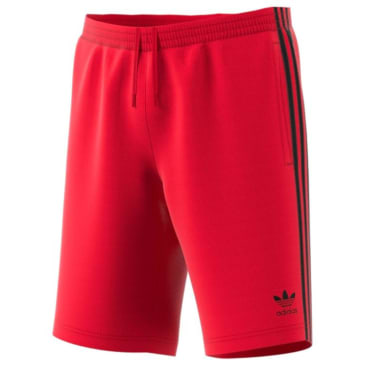 Adidas SST Short Core Red