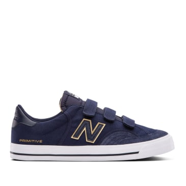 New Balance Numeric Primitive 212 Skate Shoes - Navy / Gold