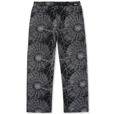 Butter Goods Web Pants - Black