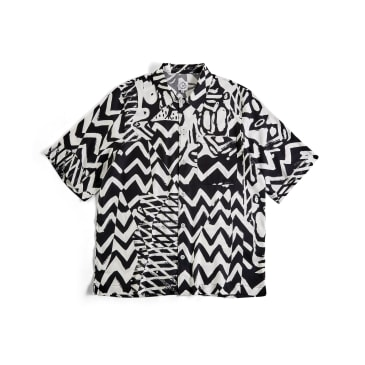 Polar Skate Co Art Shirt TK - Black