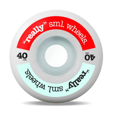 SML - Really Sml. Wheels (40mm)