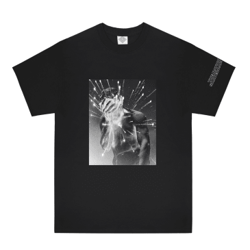 The National Skateboard Co. Cain T-Shirt - Black
