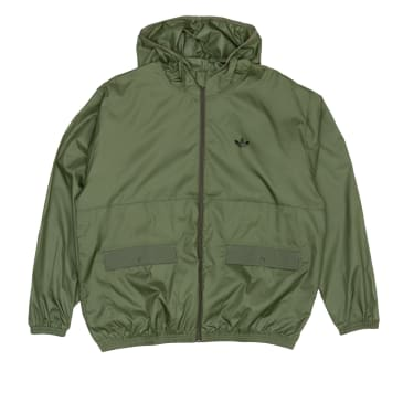 Adidas Light Windbreaker Jacket - Legacy Green/Black
