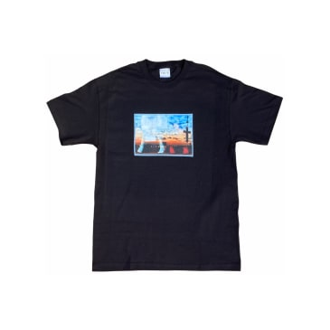 Poets Brand - Better Half S/S T-Shirt - Black