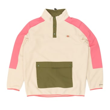 Dickies Denniston Sweat Jacket - Light Taupe
