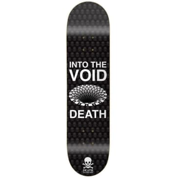 "Death Skateboards - Into The Void Deck 8.125"" Wide"