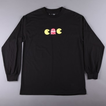 CSC 'Chomp' Longsleeve T-Shirt (Black)