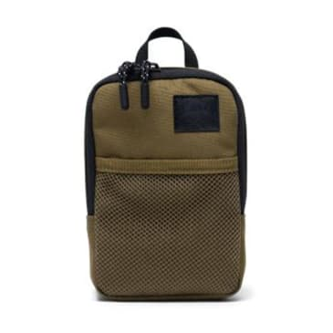 Herschel Supply Co. Sinclair Crossbody Small - Khaki Green