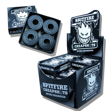 Spitfire Cheapshots Skateboard Bearings