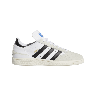 adidas Busenitz Pro Skate Shoes - Cloud White / Core Black / Crystal White