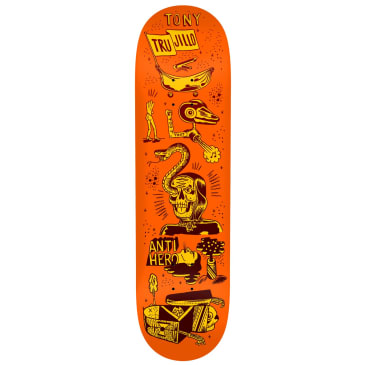 Anti-Hero Trujillo Reach Star Deck 8.5""