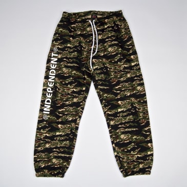 Independent - Bar Cross Joggers - Tiger Camo