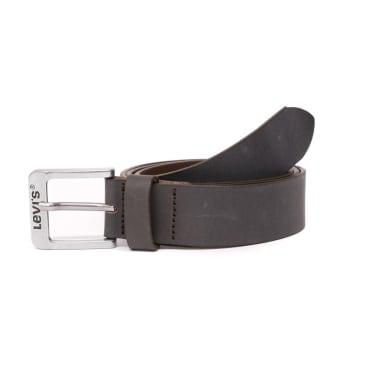 Levis Free Leather Belt - Dark Brown