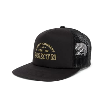 Brixton Knoxville Mesh Cap - Black