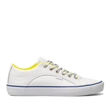 Vans x Quartersnacks Lampin Pro Skate Shoes - White