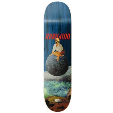 "Primitive Skateboards - McClung Later Deck 8.125"" Wide"