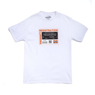 LAKAI X HEEM REGISTRATION TEE