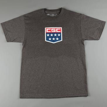 CSC MnShield T-Shirt - Charcoal Heather