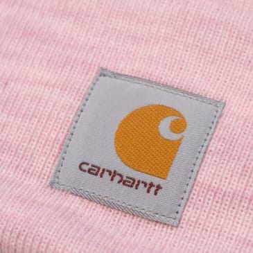 Carhartt WIP - Acrylic Watch Hat - Pink Heather