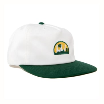 Royal Seattle Embroidered Hat (White/Green)