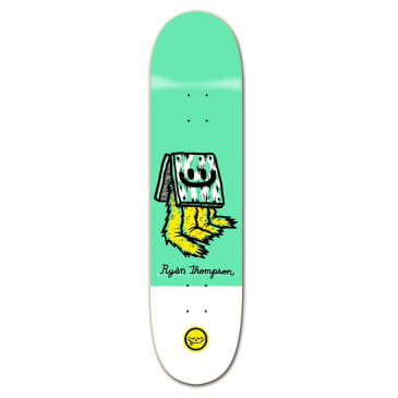Roger Skate Co. Ryan Thompson Shelter Deck (Mini) 7.25""