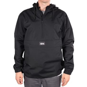 Traffic - Manhattan Anorak Jacket - Black