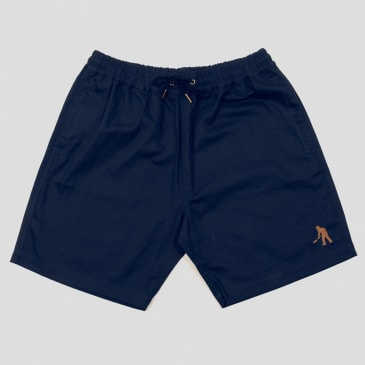 "PASS~PORT ""WORKERS"" SHORT NAVY"