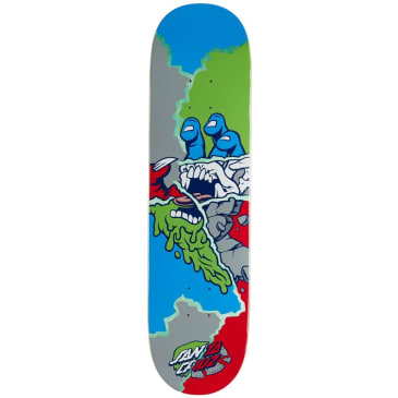 Santa Cruz Universal Hand Hard Rock Maple Deck- 8.0