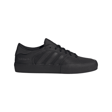 adidas Matchbreak Super Skate Shoes - Core Black / Core Black / Core Black