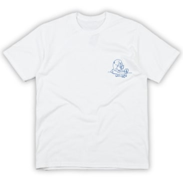 Welcome Skate Store - Gonz T-Shirt - White / Blue