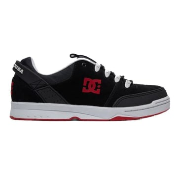 DC Syntax Black/Grey/Red Shoes