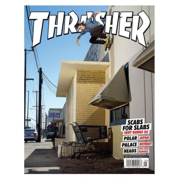 Thrasher May 2019 - Palace Issue