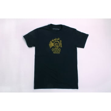Orchard Tee STFWOS by Lotties Black/Yellow