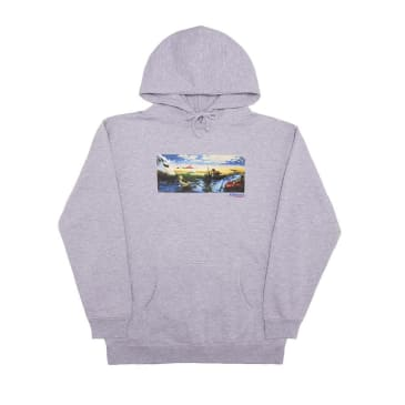 Alltimers - Mirage Oasis Hoodie - Heather Grey