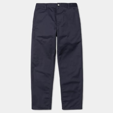 Carhartt WIP Simple Pant Dark Navy