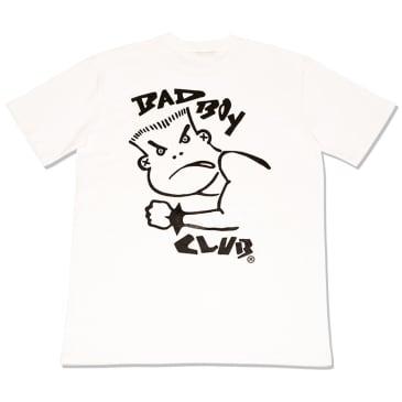 BAD BOY CLUB T-SHIRT WHITE