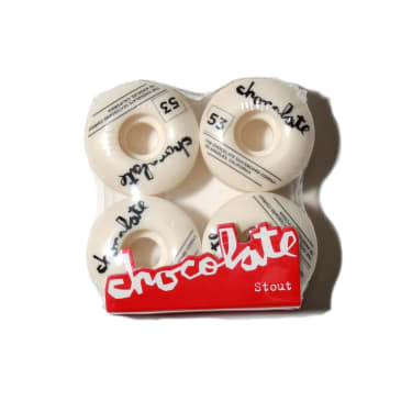 Chocolate Skateboards Stout wheel 53mm