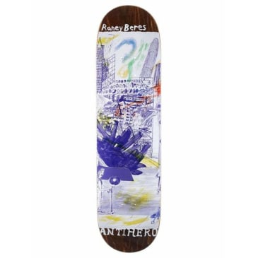 Anti Hero Raney SF Then & Now Deck 8.12