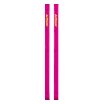 "Santa Cruz ""Cell Block Slimline"" (pink) Rails"