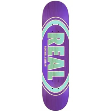 """Real Oval Renewal PricePoint Purple Deck 7.56"""""""